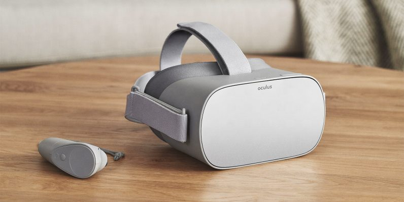 Oculus Go is VR's biggest milestone, and its greatest compromise