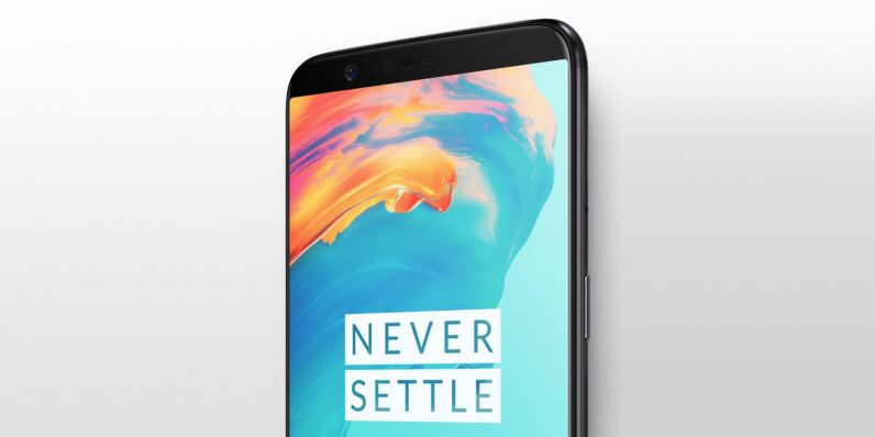 OnePlus 5T teaser image hints at the flagship going bezel-less (Updated)