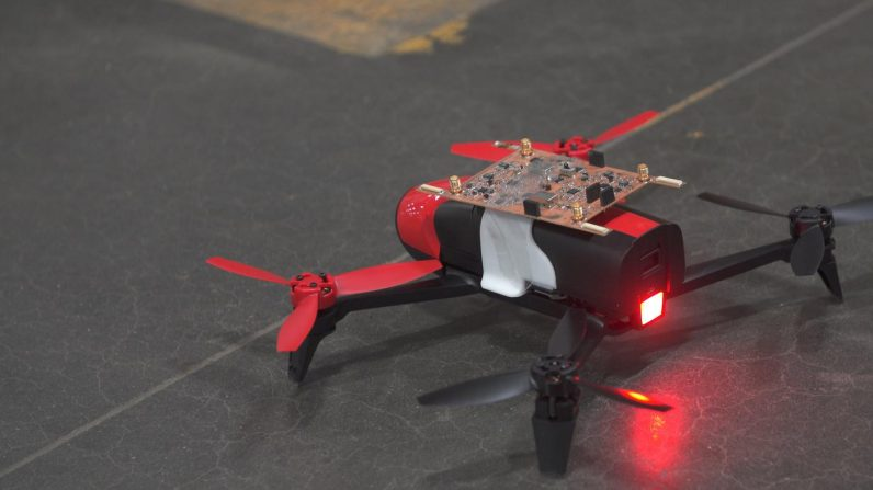 This tiny drone solves a huge problem for big warehouses