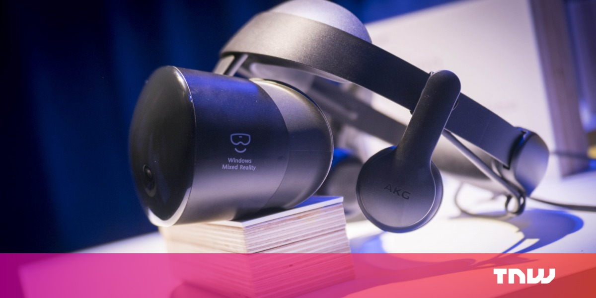 Samsung S New Odyssey Vr Headset Might Be Better Than The