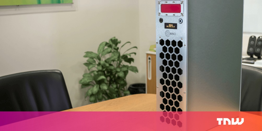 photo image Russians have invented a high-tech heater that also mines Ethereum