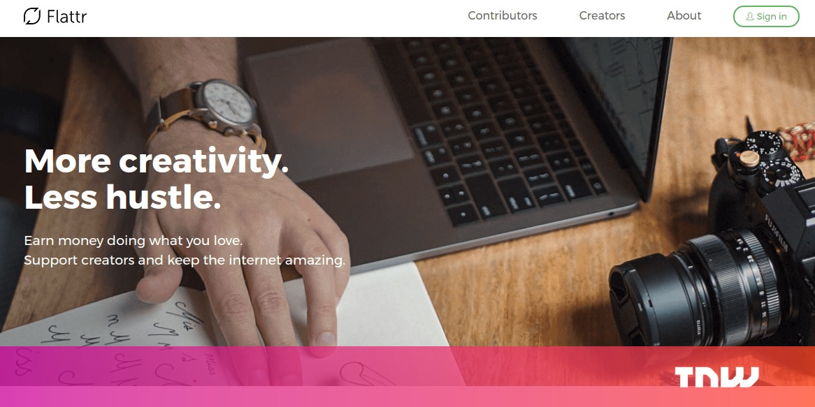 Flattr now lets you pay content creators without having to ...