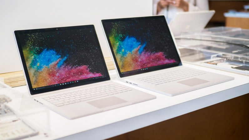 Microsoft's Surface Book 2 is now available to pre-order (in both sizes)