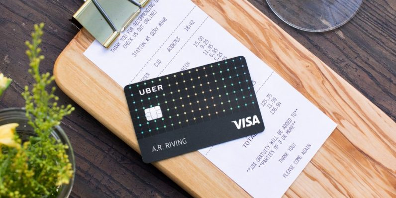 Uber's launched a new credit card, and I can't wait to get one