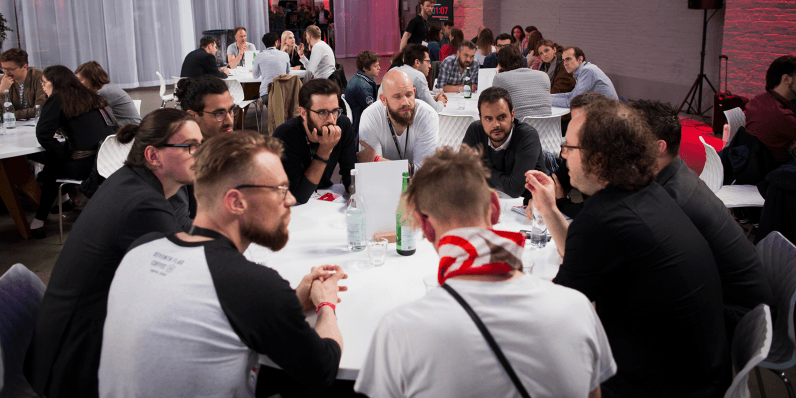 Our upcoming conference in NYC offers real round-table intimacy with industry leaders