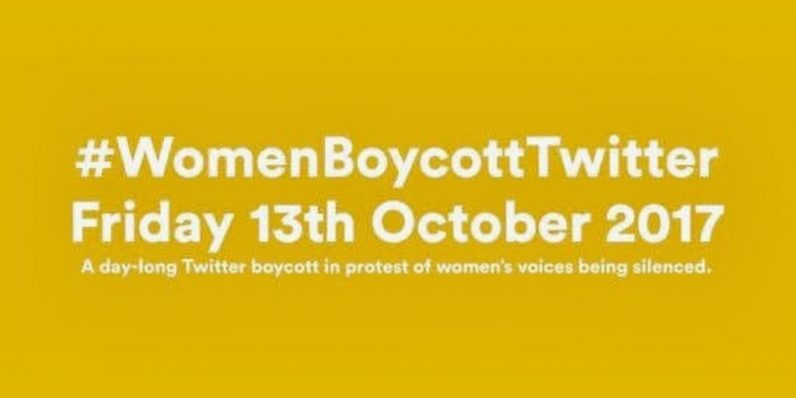 Twitter boycott splits protesters over voluntary silence