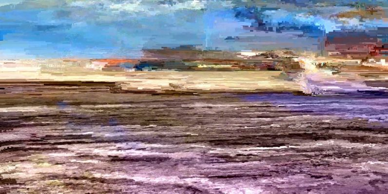 Twitter bot creates beautiful art out of glitchy YouTube videos