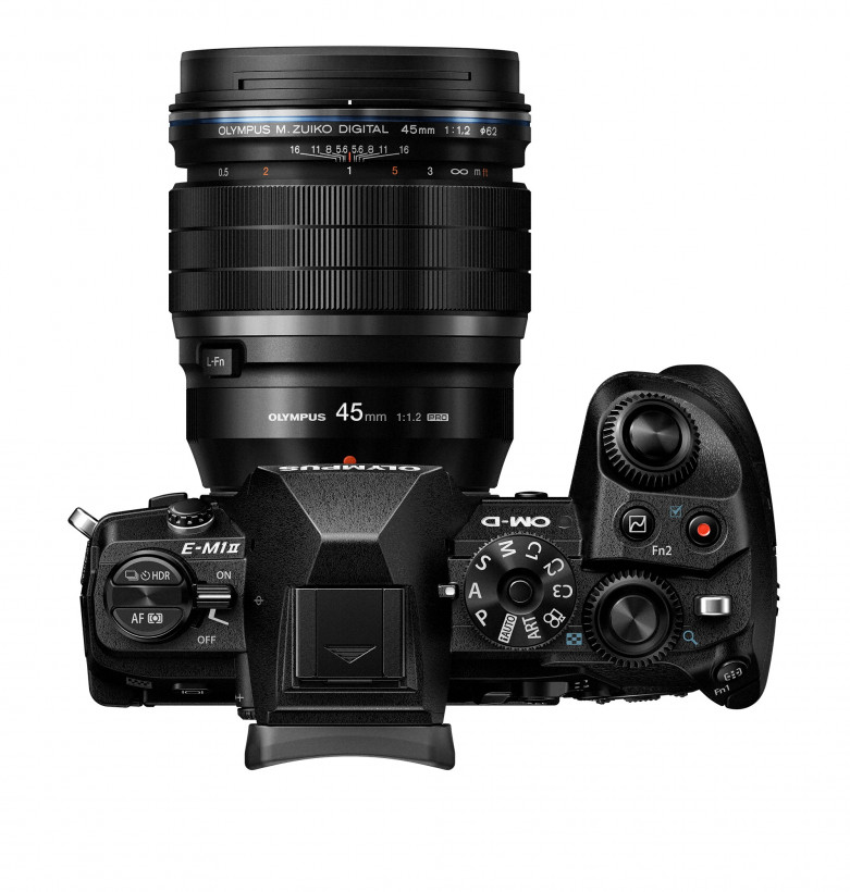 Olympus adds super-fast 45mm and 17mm F1.2 lenses to the micro four ...
