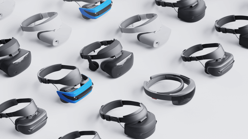 Microsoft's VR headsets now up for pre-order, launching October 17