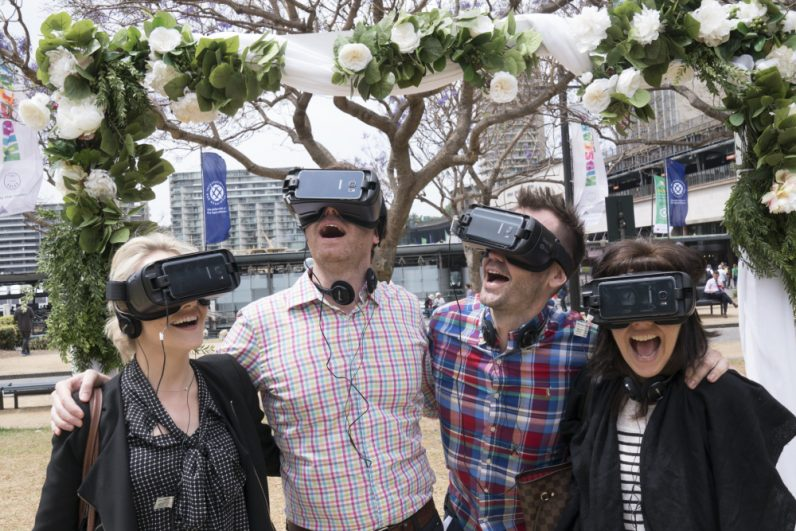 Virtual reality – the only way same-sex marriage is legal in Australia