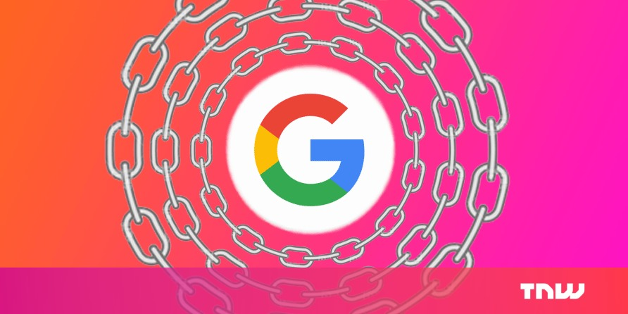 "Google is reportedly working on ""blockchain-related"" cloud technology"