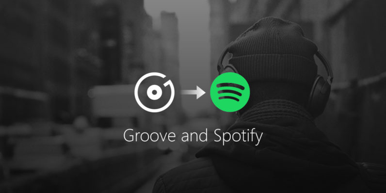 Farewell Microsoft Groove, we barely listened to you.