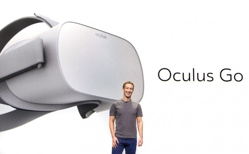 Oculus 'Go' is Facebook's new $199 VR headset that doesn't require a PC or phone ...