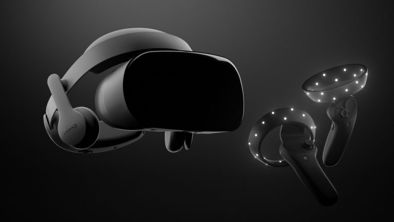 """Samsung unveils its """"Odyssey"""" mixed-reality headset for Windows 10"""