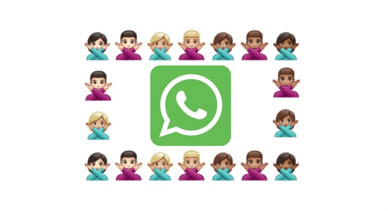 whatsapp, emoji