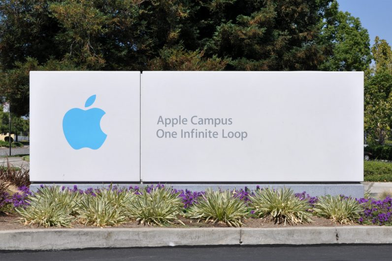 Apple denies it's avoiding taxes by stashing money offshore