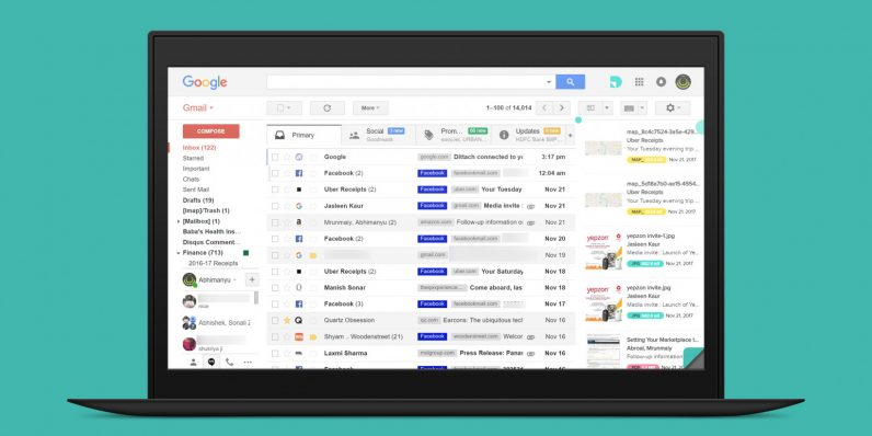 This extension adds a sorely-needed attachment finder to your Gmail