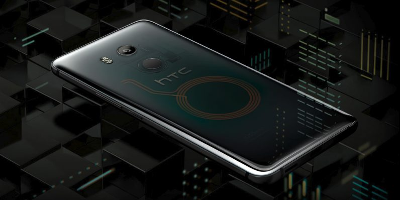HTC's U11+ is a beautiful bezel-less upgrade to its squeezable flagship