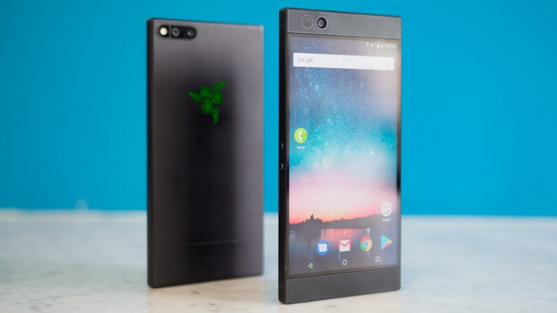 Hands-on: The Razer Phone comes with a 120Hz display and incredibly good speakers