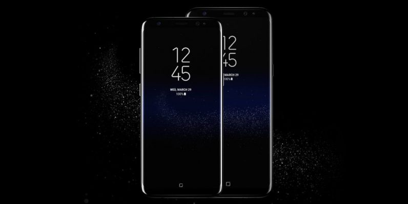 Galaxy S9 and S9+ shown off at CES