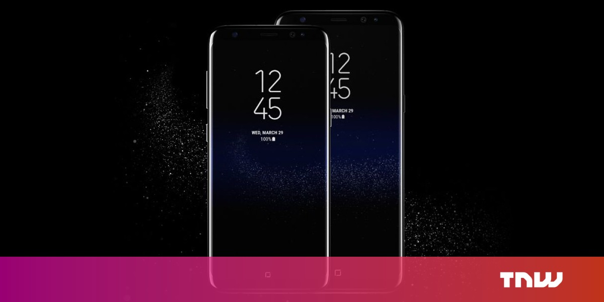 Samsung is reportedly prepping its Galaxy S9 and S9+ unveils for January
