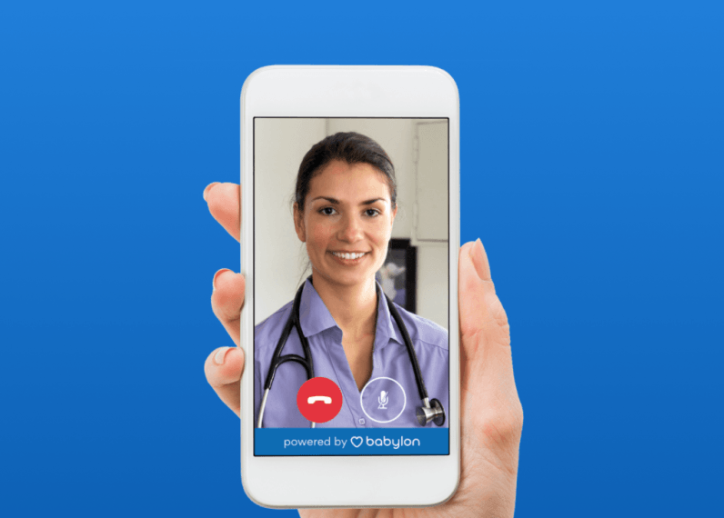 NHS now lets you talk to a doctor through a video call