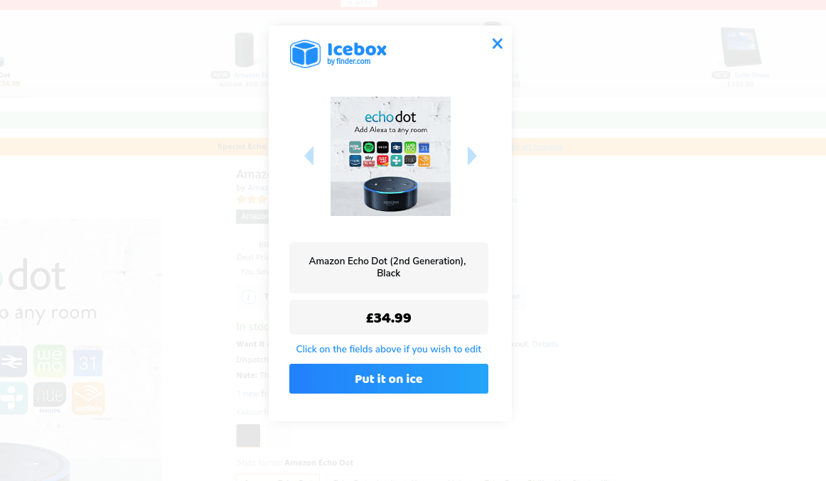 This Chrome extension stops impulse purchases by forcing you to think about them