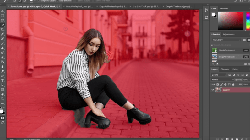 Photoshop's upcoming tool uses AI to take the pain out out of selecting people