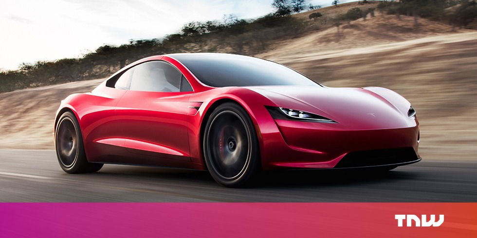 Tesla S Surprise 400km H Roadster Is Coming In 2020