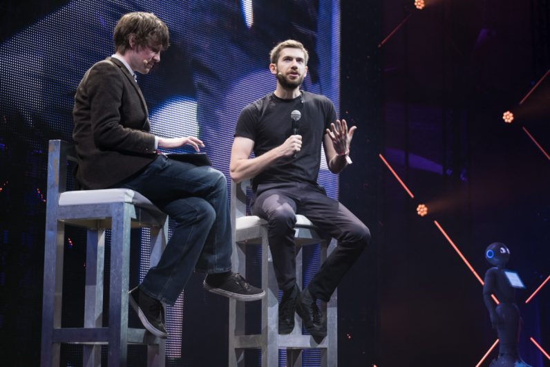 Tumblr CEO David Karp is out
