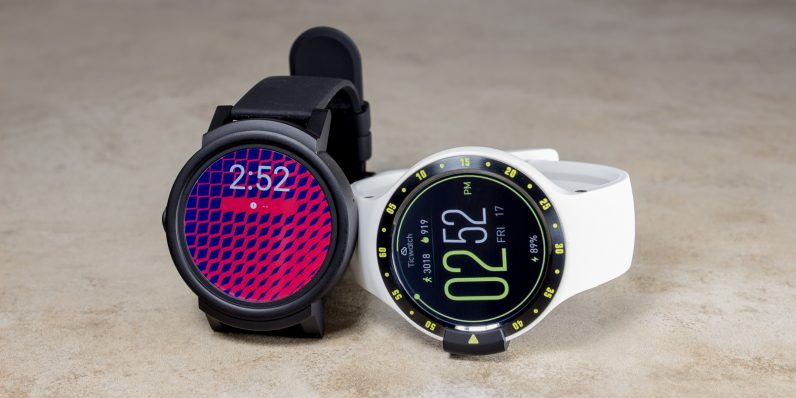 Review: These sexy smartwatches know how to flex Android ...