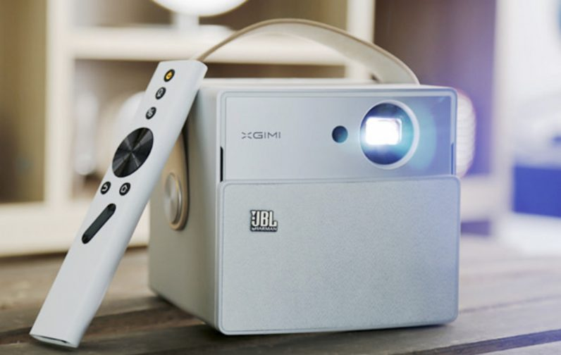 I've fallen in love with this new portable projector