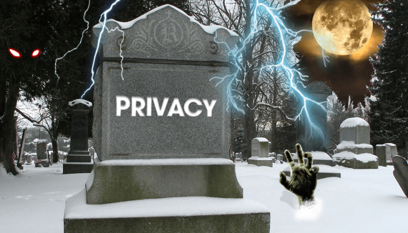 Our privacy is dying, but we can lose it responsibly