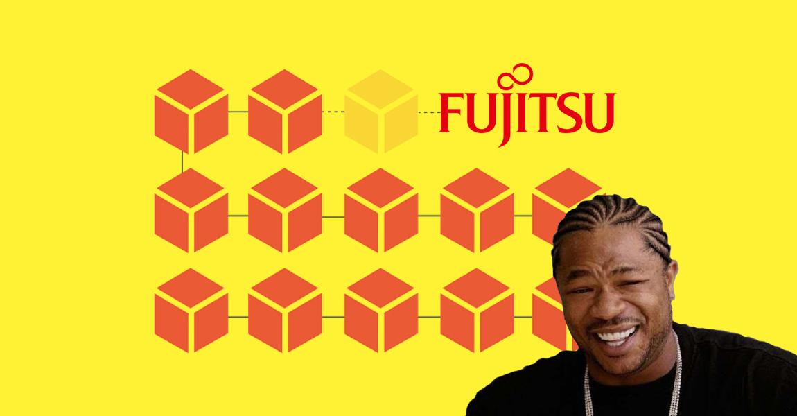 Fujitsu built a blockchain that blockchainifies other blockchains