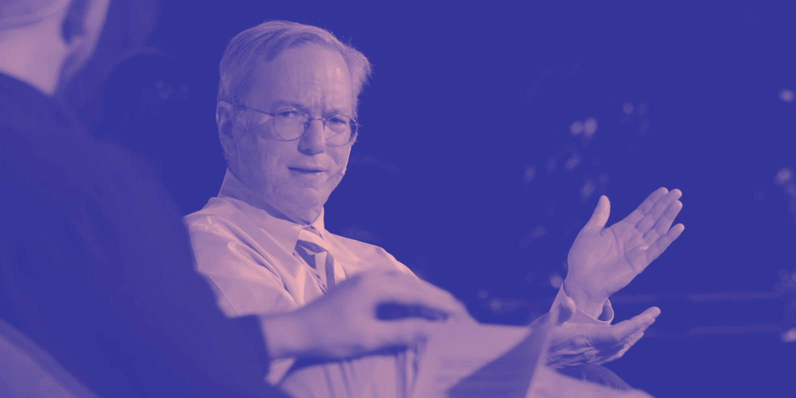Eric Schmidt's top tips for growing your startup from 0 to Google
