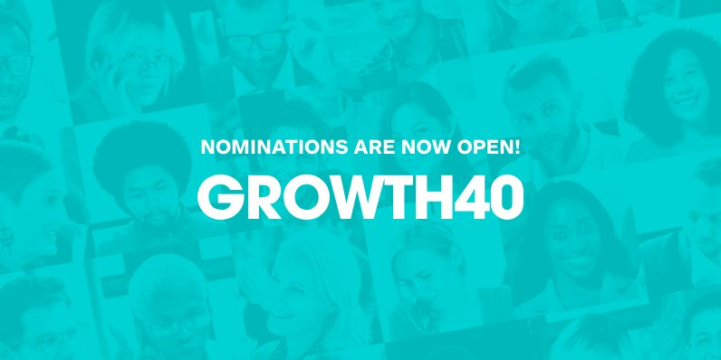 The Growth40 is a list of New York's biggest growth drivers in digital under 40