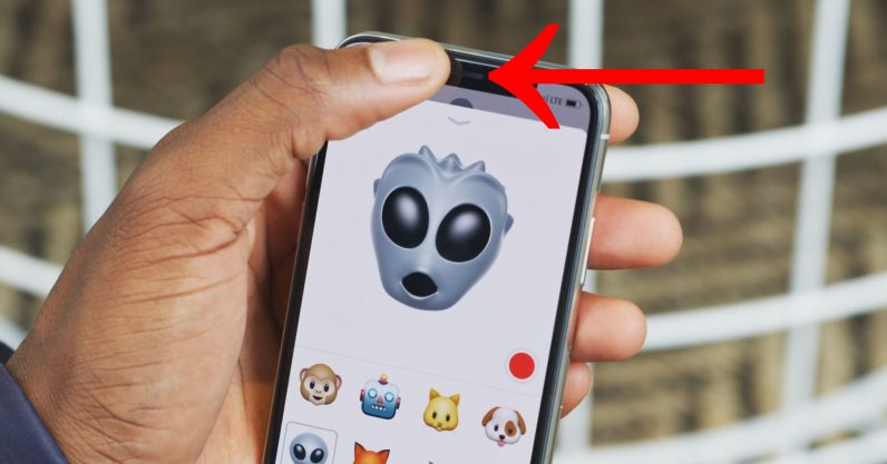 The iPhone X doesn't actually need Face ID for Animoji apparently