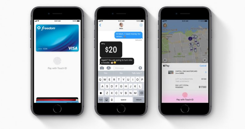 Apple Pay Cash lets you send money via Messages