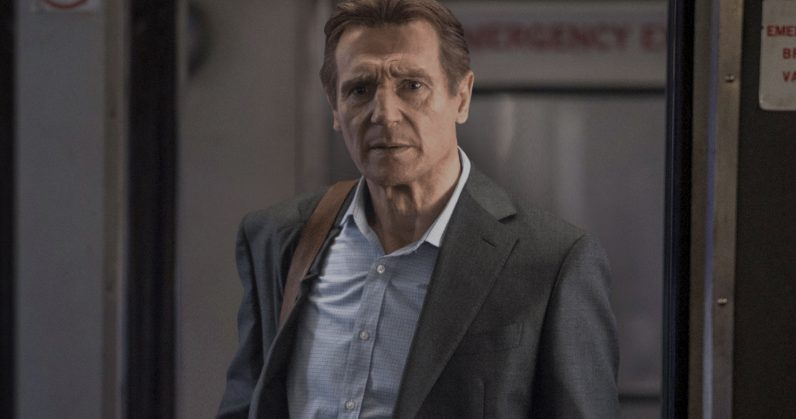 Liam Neeson is bringing his very particular set of skills to Waze