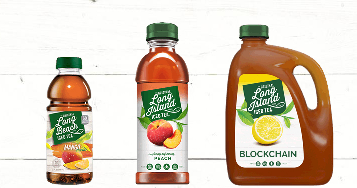 This juice company's blockchain fairytale of fortune proves investors don't get blockchain ...