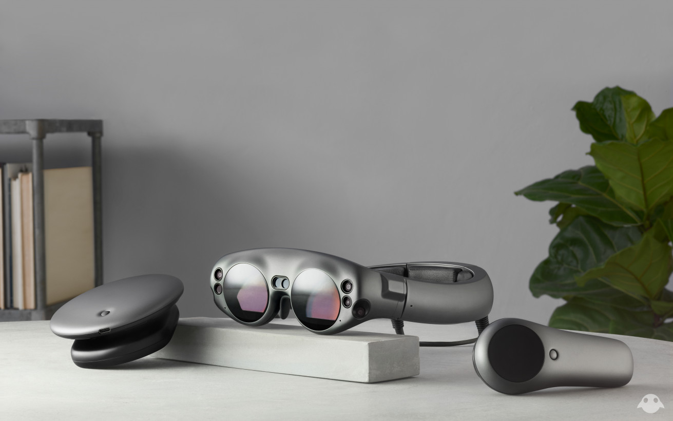 Image result for Magic Leap One