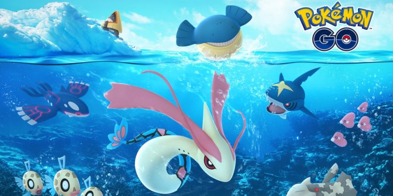 Pokémon GO adds icy new monsters in a holiday update