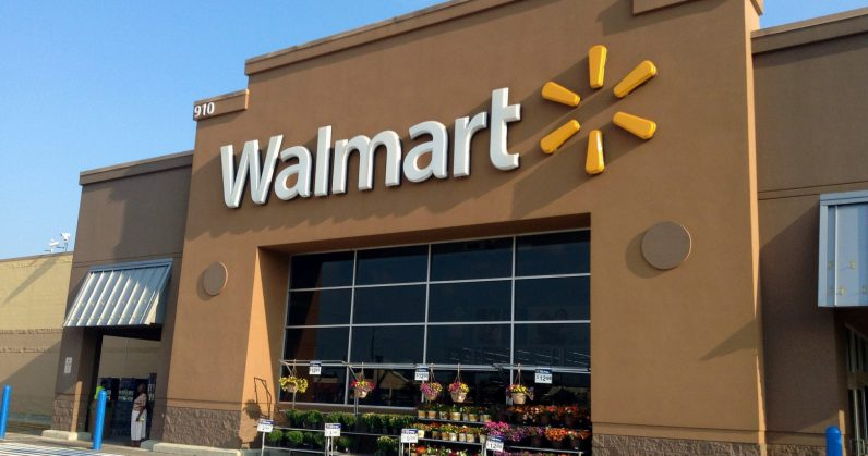 After Amazon, Walmart wants to try building cashier-less stores