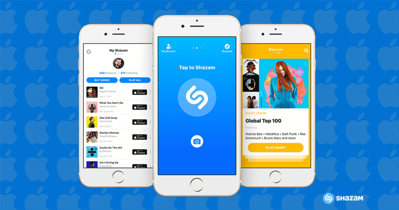 Apple to buy music discovery platform Shazam