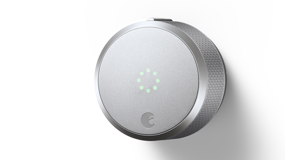 The best smart home gadgets in 2017 - august smart lock - The best smart home gadgets in 2017