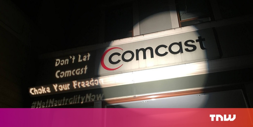 Comcast defends its practice of hijacking pages and adding its own code