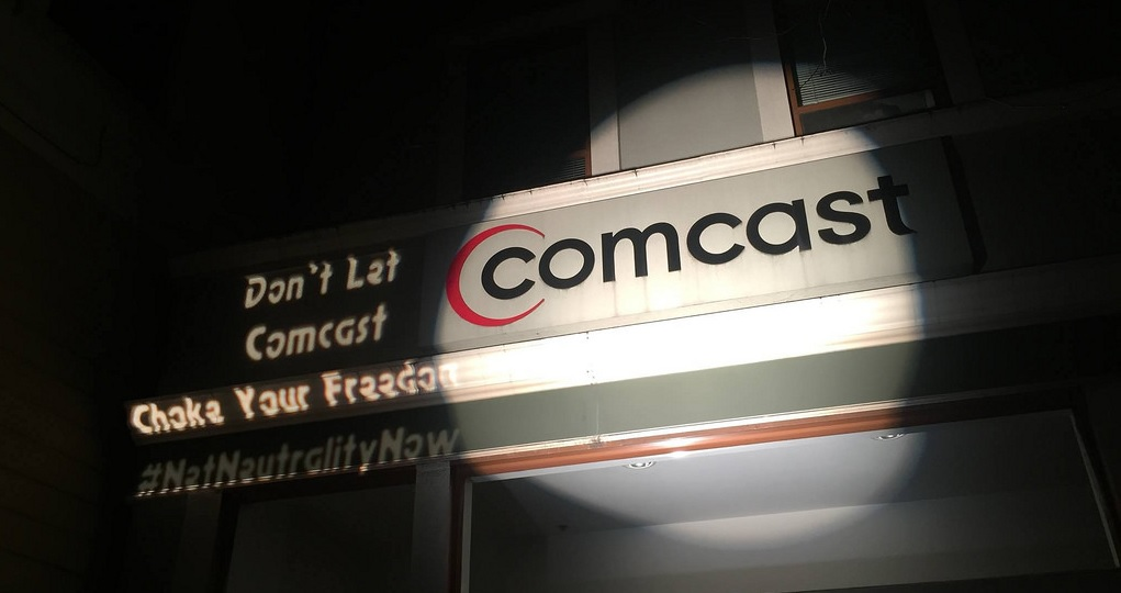 Comcast continues to inject its own code into websites you visit