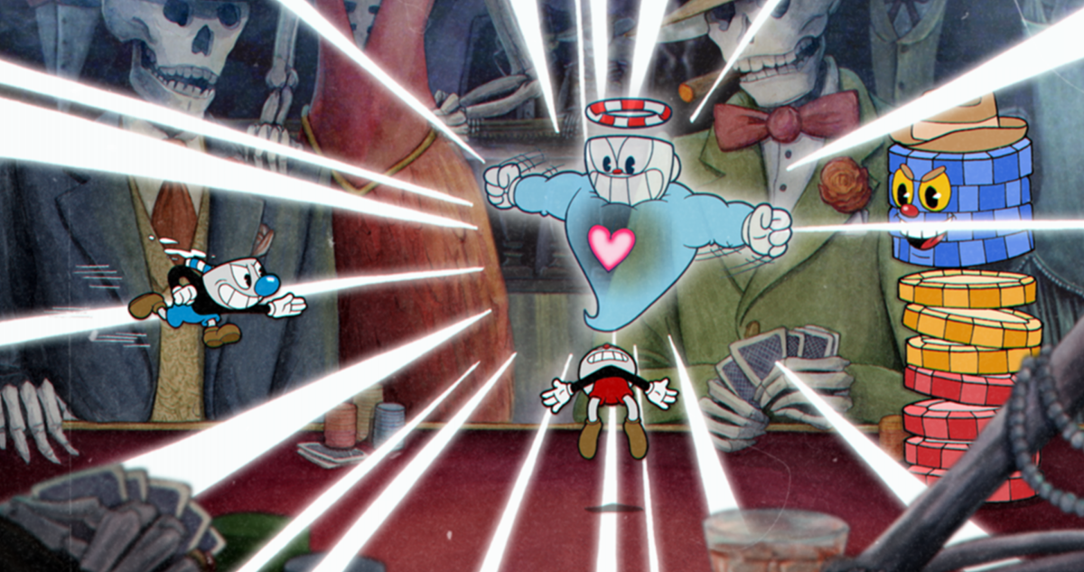 Cuphead carries Xbox Live piggyback onto the Nintendo Switch