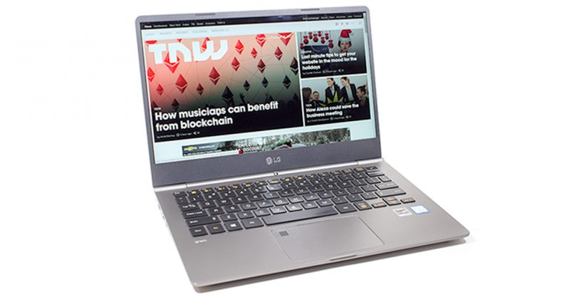LG Gram 13 inch laptop review: Good things come in small packages