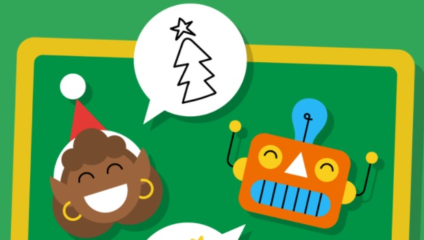 Santa and Google want your help teaching robots about the holidays
